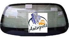 LUNOTTO VETRO CRISTALLO POSTERIORE AGILA-WAGON R+ 00-08(2000-2008)