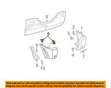 TOYOTA OEM 01-05 RAV4 Rear Bumper-End Cover Bracket 5218542020