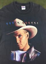 Vintage Mens XL 1996 Garth Brooks Fresh Horses Tour Concert Graphic NOS T-Shirt