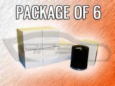 OIL FILTER L255 FOR JAGUAR VANDEN PLAS XJ12 XJ6 XJS - CASE OF 6