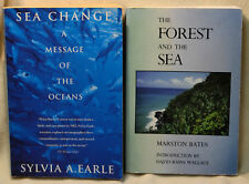 Nature Lot X2 Forest and Sea Change A Message of the Oceans Natural History