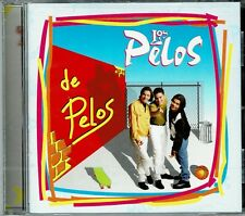 Los Pelos  De Pelos     BRAND  NEW SEALED  CD