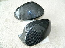 Carbon Spiegelkappen Spiegel Mirror Cover passend für BMW E92 E93 Vorfacelift