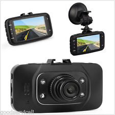 "Car DVR Recorder Full HD 1080P Dash Cam 2.7"" LCD Screen 140°Wide Angle Camera"