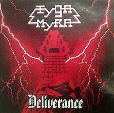 TYGA MYRA-Deliverance                                       Rare NWoBHM LP
