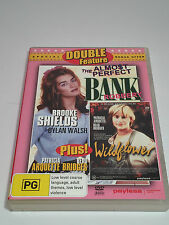 Double Feature The Almost Perfect Bank Robbery And Wildflower DVD