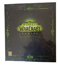 World of Warcraft: Legion Collector's Edition - New, Sealed WoW CE EU
