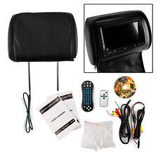 """Paar HD HDMI Auto Digital Monitor Video 7"""" Kopfstütze DVD Player Spiel USB TV IR"""