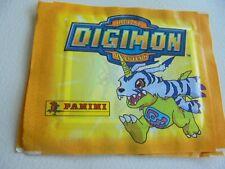 DIGIMON Panini Original Digimon Monsters Sticker Original Verpackt aus 2000