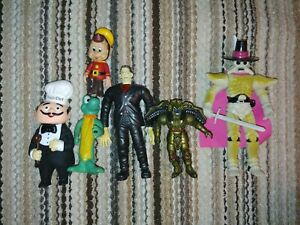Random toy lot mmpr imperial Frankenstein Kelloggs pop vinyl power rangers