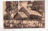 Carte postale MADAGASCAR. Une pauvre église de campagne. Procure des Missions