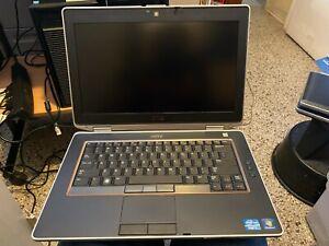 Dell Latitude E6420 Intel Core i7-2nd Gen 2.80 GHZ 4GB Ram 500GB HDD win 10 PRO