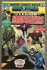 Marvel Premiere #28 First Appearance of Legion of Monsters HIGH GRADE COMIC 🔥🔑
