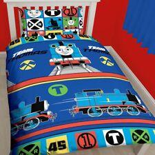 Bettwäsche | Mikrofaser 135 x 200 cm | Thomas und seine Freunde | Garnitur
