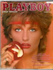 PLAYBOY n°94 # 09/1981 # BRUCE SPRINGSTEEN/JOHN TRAVOLTA/JACK LANG/BO DEREK