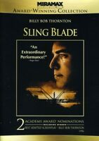Sling Blade [New DVD] Ac-3/Dolby Digital, Dolby, Dubbed, Widescreen