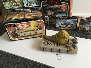 1983 Star Wars - Vintage Jabba The Hutt