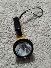 Vintage Hand Pump Flash Light