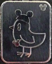 Disney Pin: WDW Hidden Mickey Series III - Bird With Mouse Ears