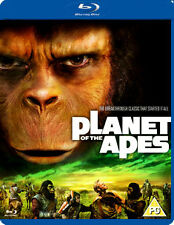 PLANET OF THE APES (ORIGINAL) - BLU-RAY - REGION B UK