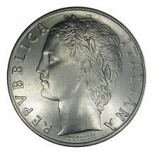 Lire 100 Lire dal 1955 al 2001 FDC Scegli l'anno dalla TENDINA e COMPRALO SUBITO
