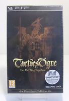 Tactics Ogre Let Us Cling Together Premium Edition Sony PSP **Neu & OVP**NEW**