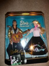 BARBIE LOVES ELVIS - DOLLS COLLECTOR EDITION GIFT SET