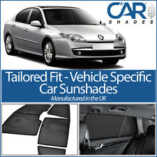 Renault Laguna 5dr 08-15 CAR WINDOW SUN SHADE BABY SEAT CHILD BOOSTER BLIND UV