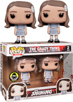 The Grady Twins The Shining Exclusive Funko Pop Vinyl New in Box