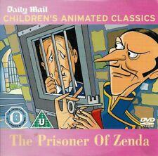 THE PRISONER OF ZENDA - PROMO DVD / CHILDREN'S ANIMATED CLASSICS - 55 MINS