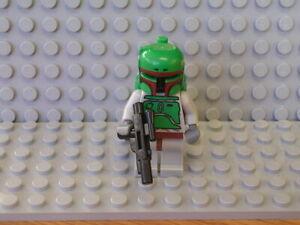 LEGO STAR WARS Classic Boba Fett Minifigure NEW and Genuine
