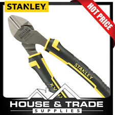 "Stanley Pliers Diagonal Side Cutter 150mm 6"" FATMAX 89-858 MADE IN FRANCE"