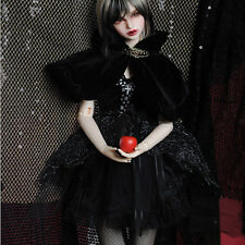 Dollmore 26inch doll clothes outfits Model F - Pokochoto Dress Set (Black)