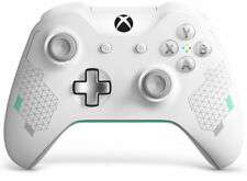 """Sport White"" Xbox One S / X Rapid Fire Modded Controller for ALL SHOOTERS GAMES"