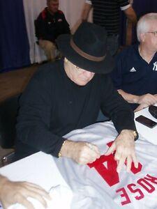 Cincinnati Reds Pete Rose Autographed Gray Jersey