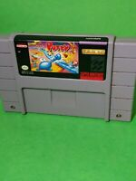 Super Putty - Fun SNES Super Nintendo Game - Tested - Working - Authentic!