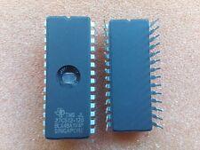 1x TI TMS27C512-120JL 512Kbit (64K x 8) 120ns 5V UV EPROM CERAMIC 28 PIN DIP