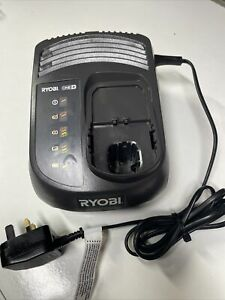 Ryobi 18v Battery Charger BCL-1800 EXCELLENT CONDITION FREE PP