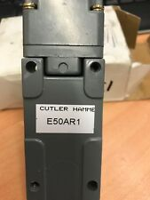 CUTLER-HAMMER E50ARI LIMIT SWITCH