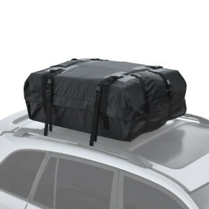 """43 x 34 x 13"""" Cargo Carrier Bag for Rooftop Cars SUVs Travel Luggage Road Trips"""