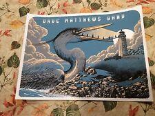 Dave Matthews Band Poster Toronto 2015 Molson Amphitheatre DMB Neil Williams