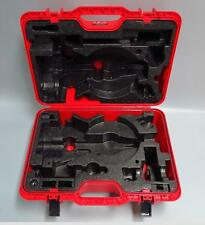 NEW RED Hard Carrying CASE for LEICA TS02, TS06, TS06 plus, TS09 TOTAL STATION