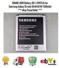 BRAND-NEW Battery (EB-L1M7FLU) for Samsung Galaxy S3 mini i8160 i8190 1500mAh