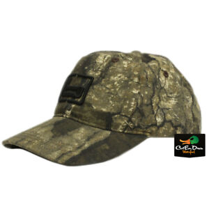 """NEW BANDED GEAR HUNTING CAP HAT REALTREE TIMBER CAMO W/ """"b"""" LOGO ADJUSTABLE"""