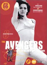 AVENGERS (THE) -ANNEE 66 COFFRET 1 -  BOX 2 DVD REGION/ZONE 2
