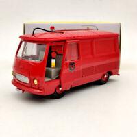 1/43 Atlas Dinky Toys 570 P Fourgon Peugeot J7 Version Pompiers Diecast Models