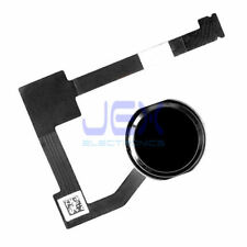 Black Home Button/Touch Fingerprint ID Sensor Flex Cable For iPad Air 2 WiFi 4G