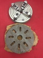 """NEW Four-Jaw Independent Lathe Chuck K75137T 7.5"""" Wide """"H"""""""