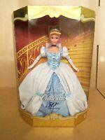 Walt Disney's Cinderella 50th Anniversary Doll by Mattel (1999) NIB