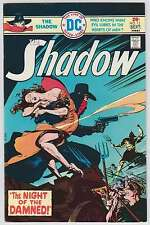 L3487: The Shadow #12, Vol 1, NM Condition